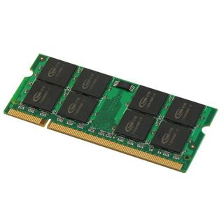 2GB TeamGroup TMSD2048M800 DDR2-800 SO-DIMM CL5 Single