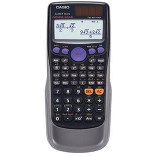 Casio FX-85GTPLUS-S-UH schwarz