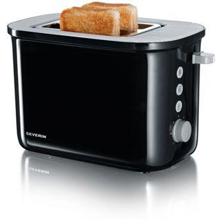 Severin Toaster AT 2213 schwarz/grau