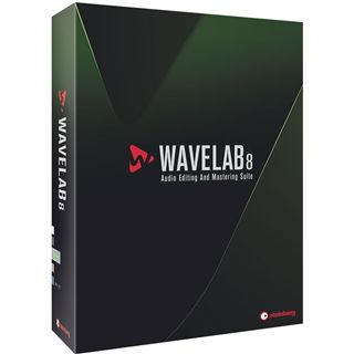 Steinberg WaveLab 8, Upgrade von WaveLab 7 32/64 Bit Multilingual