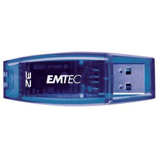 32 GB EMTEC C410 Color Mix blau USB 2.0