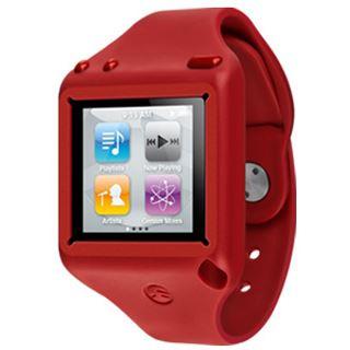 SwitchEasy TICKER Red (SW-TKN6-R):Protection Solution für iPod