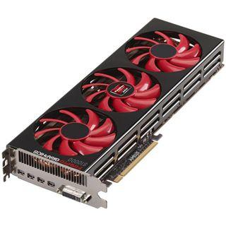 2x 3GB AMD FirePro S10000 Aktiv PCIe 3.0 x16 (Retail)