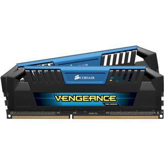 16GB Corsair Vengeance Pro Series blau DDR3-1600 DIMM CL9 Dual Kit
