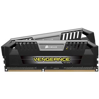 16GB Corsair Vengeance Pro Series silber DDR3-1600 DIMM CL9 Dual Kit