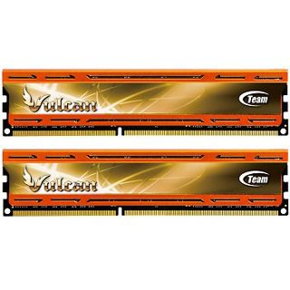 8GB TeamGroup xtreem vulcan orange DDR3-2400 DIMM CL10 Dual Kit