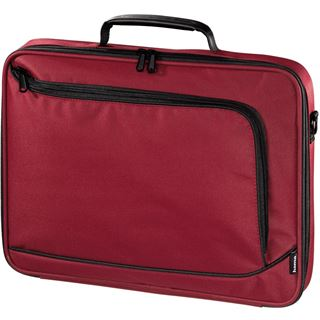 Hama Notebook-Tasche Sportsline Bordeaux, Displaygr. bis 40 cm