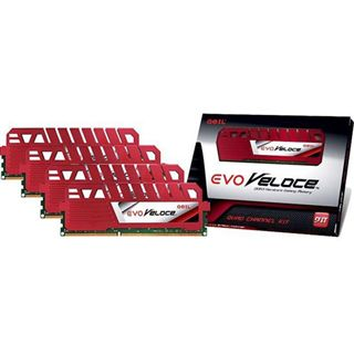 16GB GeIL EVO Veloce DDR3-2400 DIMM CL11 Dual Kit