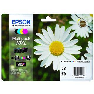 Epson MULTIPACK 4-COLOURS 18XL