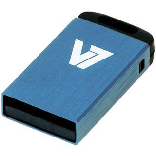 16 GB V7 Nano blau USB 2.0