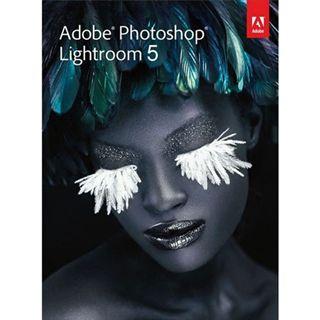 Adobe Photoshop Lightroom 5.0 32/64 Bit Deutsch Grafik Vollversion