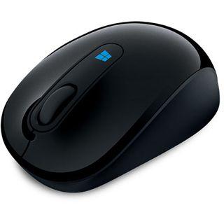 Microsoft Sculpt Mobile Mouse USB schwarz (kabellos)