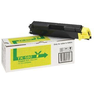 Kyocera TK580Y Toner gelb