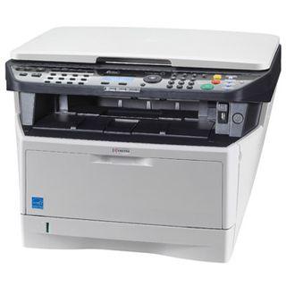 Kyocera FS-1030MFP S/W Laser Drucken/Scannen/Kopieren LAN/USB 2.0