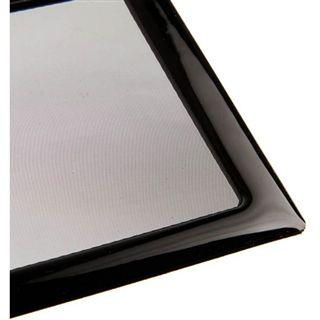 DEMCiflex CoolerMaster Set schwarz Staubfilter für HAF 912 (HAF912 Set black mesh)