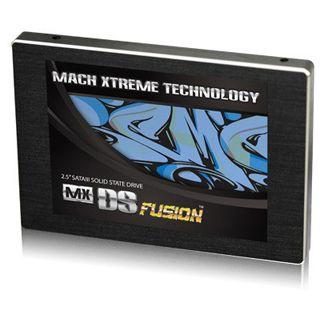 "60GB Mach Xtreme Technology MX-DS Fusion 2.5"" (6.4cm) SATA 6Gb/s MLC asynchron (MXSSD3MDSFG-60G)"