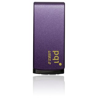 8 GB PQI Intelligent Drive U822V lila USB 3.0