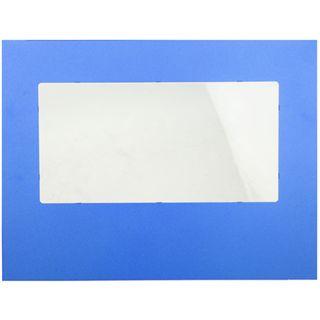 BitFenix blau Seitenteil mit Fenster für Prodigy (BFC-PRO-300-BBWA-RP)