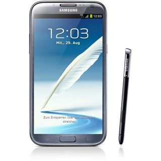 "5.5"" (13,97cm) Samsung Galaxy Note 2 3G/4G/LTE/WiFi/Bluetooth"