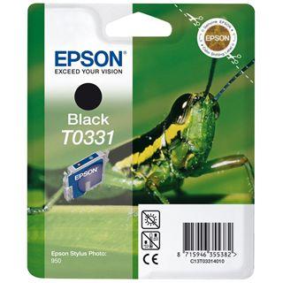 Epson Tinte C13T033140 schwarz