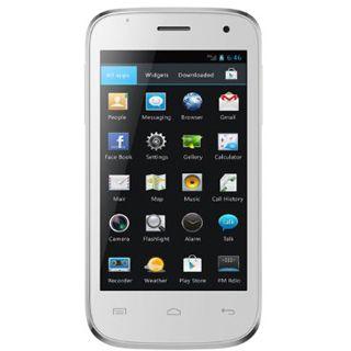 Mobistel Cynus F3 4 GB weiß