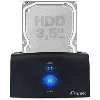 """Fantec ER-U3 USB 3.0 Dockingstation für 2.5"""" und 3.5"""""""