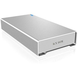 "ICY BOX IB-328U3SEB 3.5"" (8,89cm) eSATA/FireWire/FireWire"