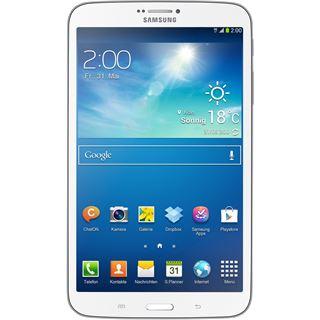 """8.0"""" (20,32cm) Samsung Galaxy Tab 3 WiFi/Bluetooth V4.0 16GB weiss"""