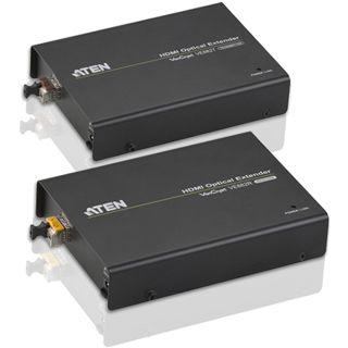 ATEN Technology VE882-AT-G 1-fach HDMI-Verlängerung für Glasfaser