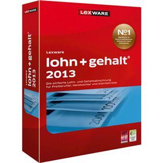 Lexware Lohn + Gehalt 2013 Juli 32/64 Bit Deutsch Office Update PC (CD)