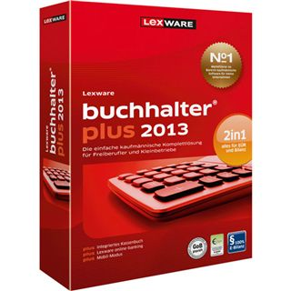 Lexware Buchhalter Plus 2013 (Version 18.5) 32/64 Bit Deutsch Office
