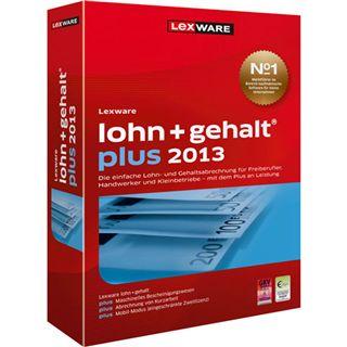 Lexware Lohn + Gehalt Plus 2013 Juli 32/64 Bit Deutsch Office