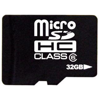 32 GB takeMS microSD microSDHC Class 6 Retail
