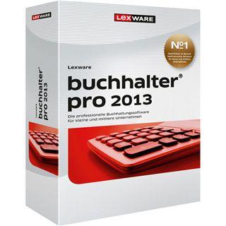 Lexware Buchhalter Pro 2013 v13.5 32/64 Bit Deutsch Office Upgrade PC