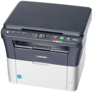 Kyocera FS-1220MFP/KL3 S/W Laser Drucken/Scannen/Kopieren LAN/USB 2.0