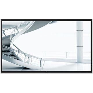 "55"" (139,70cm) NEC MultiSync X552S schwarz 1920x1080 BNC/1xHDMI 1.3/1xVGA/1xDVI/1xComposite/DisplayPort"