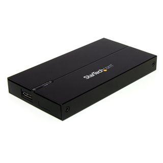 """Startech SAT2510B12U3 2.5"""" (6,35cm) USB 3.0 schwarz"""