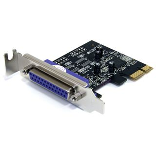 Startech PEX1PLP 1 Port PCIe x1 Low Profile retail