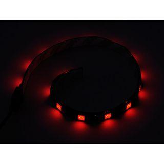 Silverstone LS01 30 cm roter LED-Strip für Gehäuse