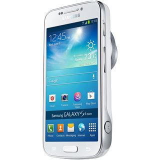 Samsung Galaxy S4 Zoom C1010 8 GB weiß