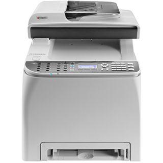 Kyocera FS-C1020MFP+ Farblaser Drucken/Scannen/Kopieren/Faxen LAN/USB