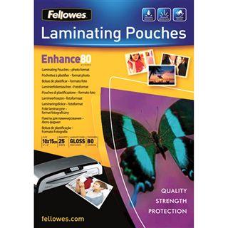 Fellowes GmbH 5440602 Laminiertasche (25 Stück)