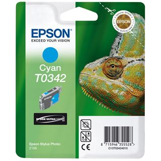 Epson Tinte C13T034240 cyan