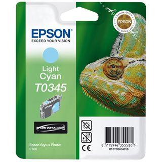 Epson Tinte C13T034540 cyan hell
