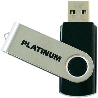 64 GB Platinum HighSpeed TWS schwarz/silber USB 2.0