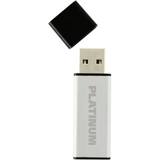 64 GB Platinum HighSpeed ALU silber USB 2.0