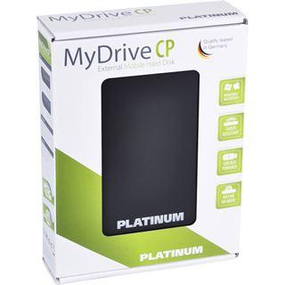"500GB Platinum MyDrive CP 103018 2.5"" (6.4cm) USB 2.0 schwarz"