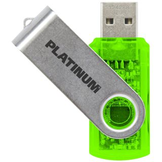 32 GB Platinum HighSpeed TWS gruen USB 2.0