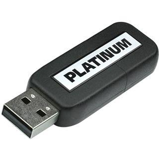 32 GB Platinum HighSpeed Slider schwarz USB 2.0