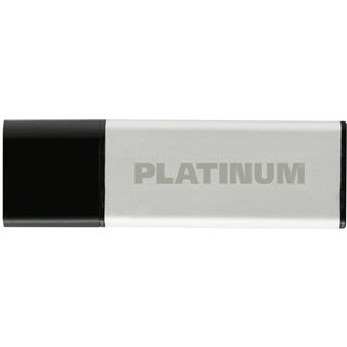 128 GB Platinum HighSpeed ALU schwarz/silber USB 3.0